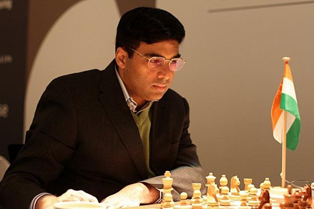Віші Ананд / Фото: chesssummit.com
