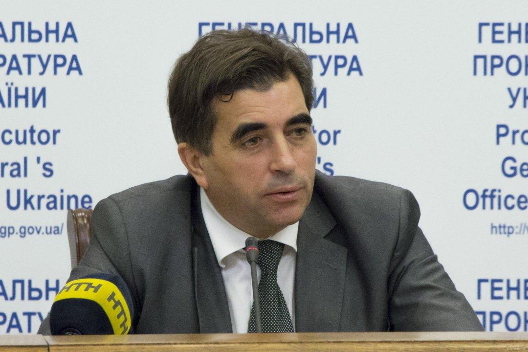 Юрій Столярчук. Фото: gp.gov.ua