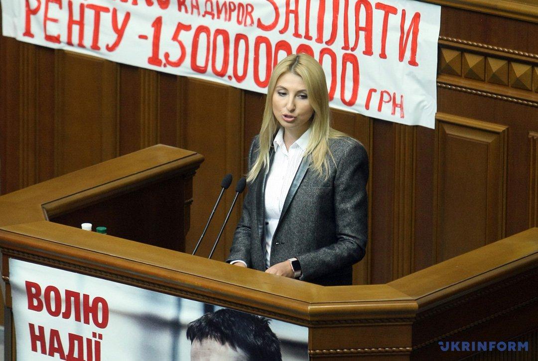 Наталія Севастьянова