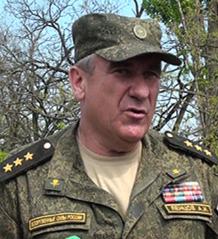 российський генерал Ленцов