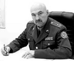 российский генерал Ярощук