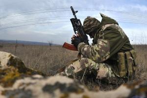 Donbass : un militaire ukrainien tué