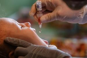 На Рівненщині запустили нульовий раунд імунізації дітей від поліомієліту - Кузін