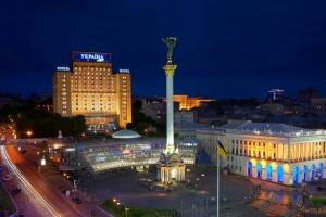 L'édition britannique raconte les charmes de Kyiv touristique