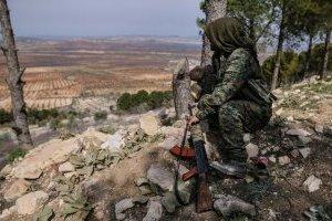 Курди заявили, що 750 осіб, пов'язаних з ІДІЛ, втекли через наступ Туреччини