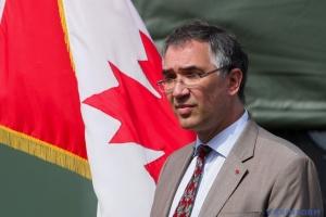 Ващук завершує роботу на посаді посла Канади в Україні