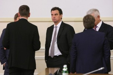 Zelensky a revoqué Abromavičius du poste de chef d'Ukroboronprom