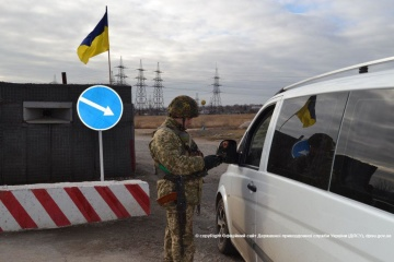 Switzerland sends humanitarian aid to occupied Donbas