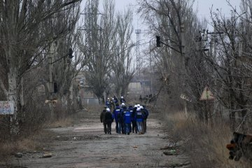 OSCE records decrease in ceasefire violations in Donbas