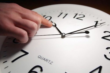 Ucrania cambia al horario de verano el 31 de marzo