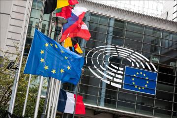 """L'UE prévoit d'étendre les sanctions contre les responsables des """"élections"""" en Crimée"""