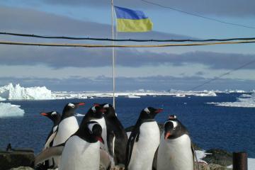 L'Ukraine rejoint le projet de l'UE de création de réserves marines en Antarctique