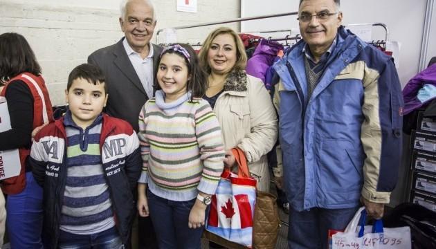 Канада пришвидшить прийом сирійських біженців