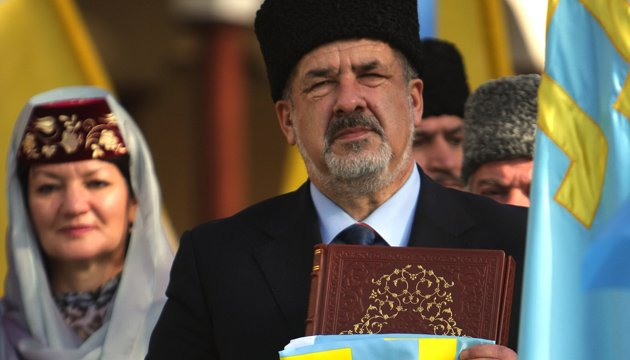 MP Chubarov: Tatars won't take up arms to oppose occupiers in Crimea