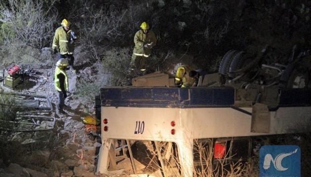 Велика аварія в Омані: 18 загиблих