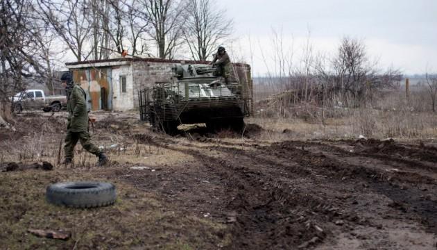 Сутки в АТО: Украина потеряла еще двух бойцов