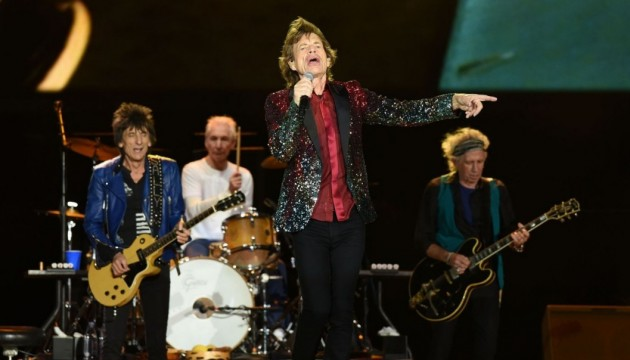 Гурт The Rolling Stones заборонив Трампу використовувати свої пісні на мітингах