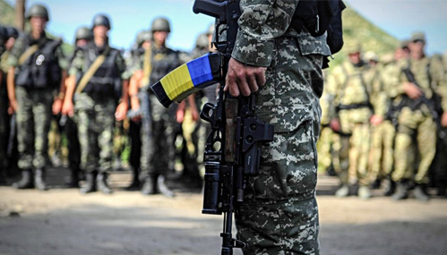 British military instructors trained 2,000 Ukrainian servicemen