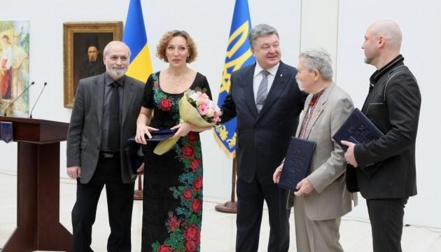 Шевченківська премія: Сенцов - серед лауреатів