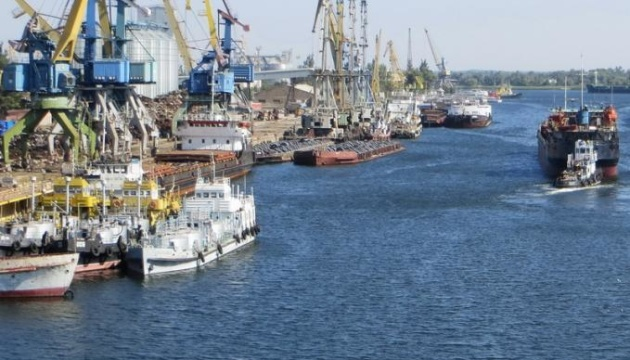 American Cargill corporation largest shipper of cargoes in Kherson port – port authority