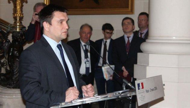 Ukraine MFA comments on Normandy format talks progress