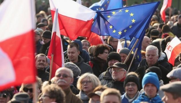 Польща і корупція: Життя чиновників «відкриють» законом