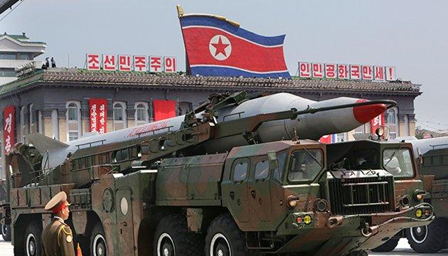 КНДР визнала випробування своєї ракети успішними