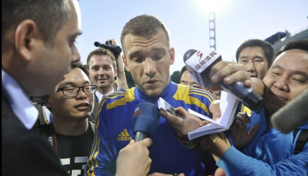 Andriy Shevchenko: I give good grade to national team