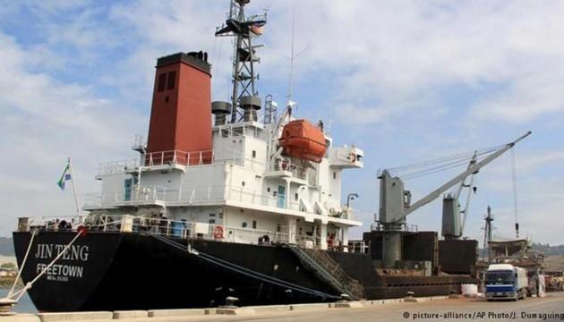 Штати ввели санкції проти кораблів, що обходили ембарго для КНДР