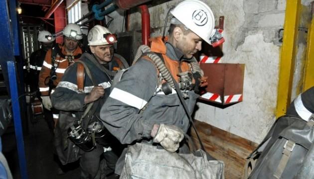 Забастовка в Кривом Роге: компромисс с шахтерами еще не нашли