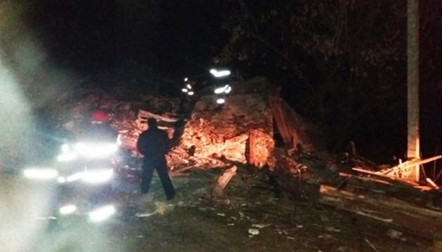 Під завалами дерев'яного будинку на Житомирщині загинув чоловік