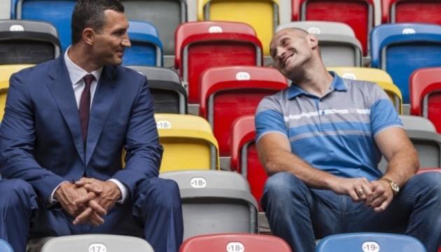Бій-реванш Ф'юрі - Кличко може пройти 4 червня у Манчестері