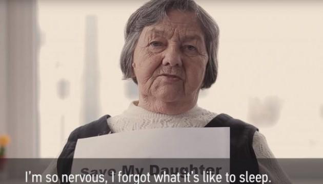 Мама Савченко: Надя сказала, що до вироку не доживе