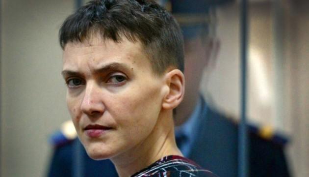 Наша героїня - Надія Савченко. Наш ворог - Путін і імперія