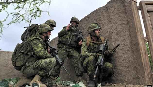 Канада надішле до Латвії додаткові війська