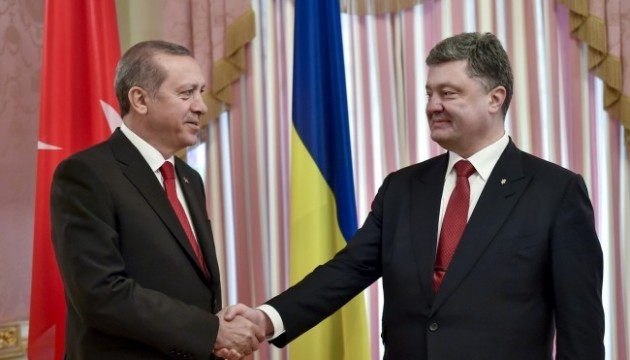 Ukraine, Turkey to cooperate in new formats for de-occupation of Crimea