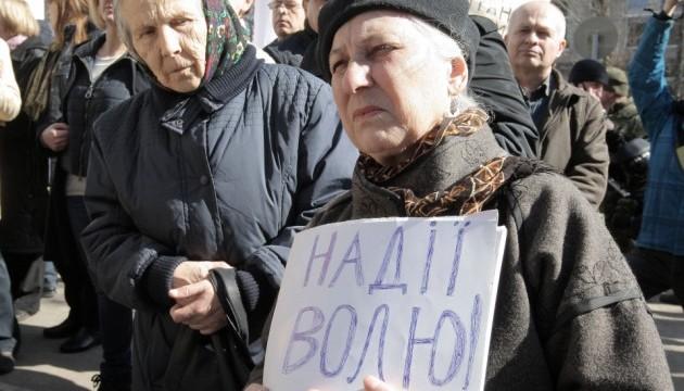 #FreeSavchenko: під генконсульством РФ у Харкові - безстроковий пікет