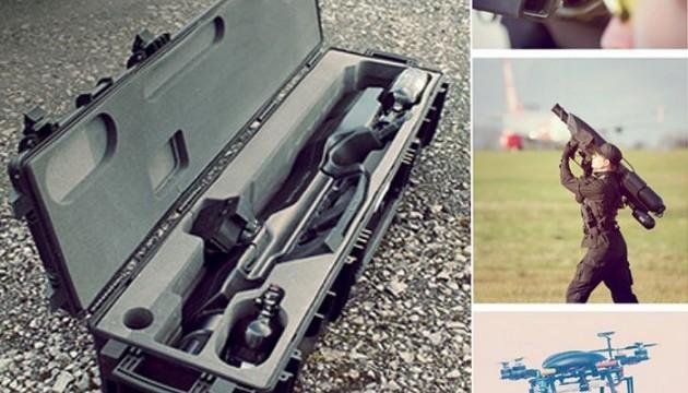 SkyWall 100 - базука проти дронів від компанії Openworks Engineering