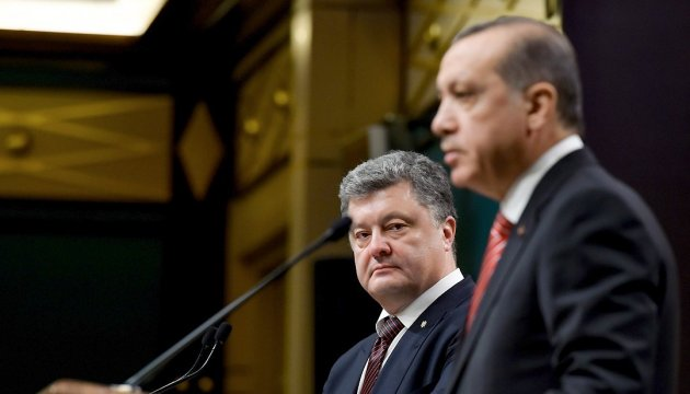 Turkish President Erdogan: Nothing can affect Ukrainian-Turkish partnership