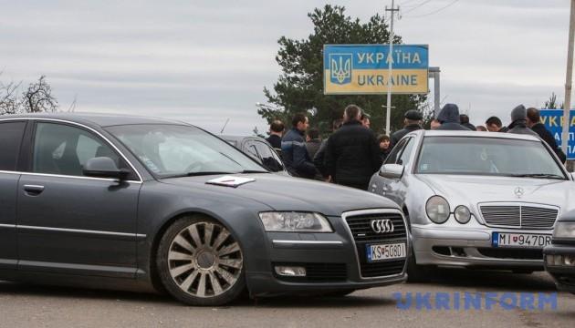 На молдавсько-українському кордоні закриті два КПП: обшук