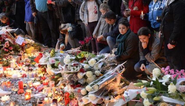 Aujourd'hui marque la Journée européenne de commémoration des victimes du terrorisme