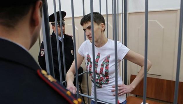 Россияне в Минске не захотели обсуждать освобождение Савченко - Тандит