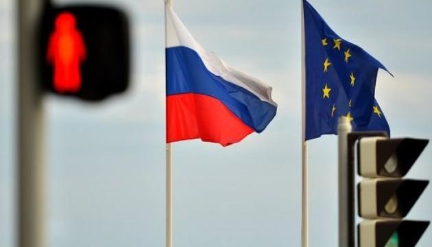 Європейська Рада продовжила санкції проти Росії на наступні 6 місяців