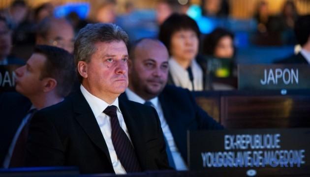 ЄС і НАТО закликали президента Македонії дозволити формування уряду