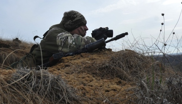 One killed, two wounded in eastern Ukraine
