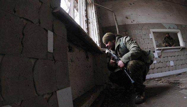 АТО: найгарячіше минулої доби було у районі Кримського