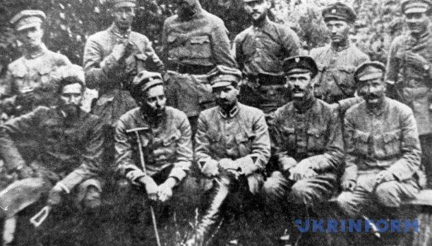 Українським Січовим Стрільцям у Тернополі присвятили книгу