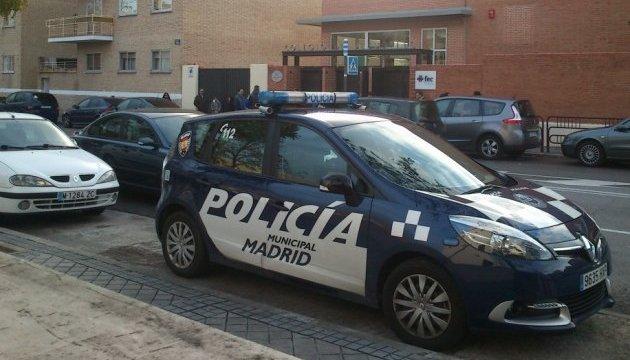 В Мадриде мужчина захватил заложников в банке