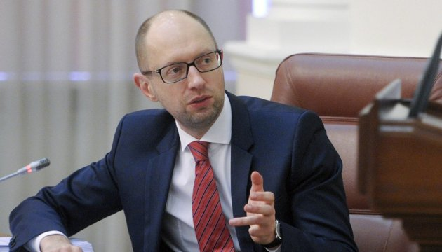 PM Yatsenyuk wants managers of state-owned enterprises to use ProZorro system