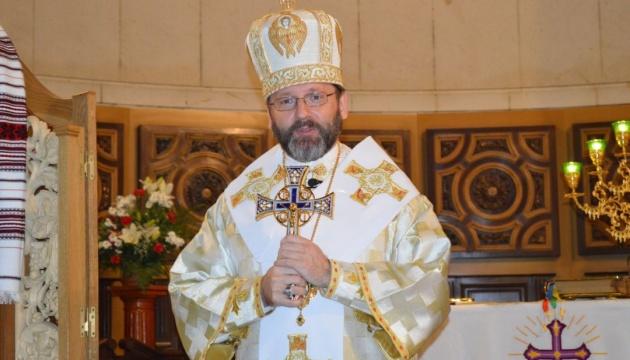 Церква, передусім, хоче захистити гідність людини - Глава УГКЦ